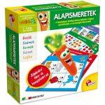 Interaktív játékok gyerekeknek - Interaktív elemes Carotina alapismeretek játék