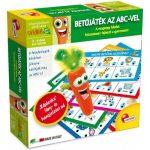 Interaktív játékok gyerekeknek - Interaktív elemes Carotina Betűjáték az ABC-vel