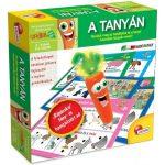 Interaktív játékok gyerekeknek - Interaktív elemes Carotini A tanyán játék