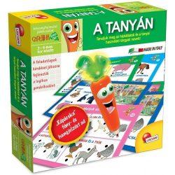 Interaktív játékok gyerekeknek - Interaktív elemes Carotina A tanyán játék