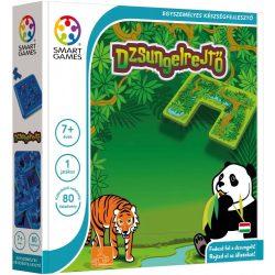 Logikai játékok - Dzsungelrejtő