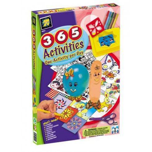 Kreatív hobby - Készletek - 365 féle móka amav