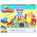 Gyurmák - Play-Doh gyurmakészlet: Cranky, a polip