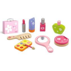 Lányos játékok - Kozmetikai készlet táskában