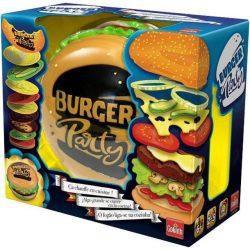 Társasjátékok - Családi társasjátékok - Burger Party társasjáték