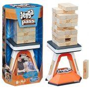 Ügyességi játékok - Jenga Pass Challenge Hasbro Games
