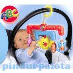Fejlesztő játékok babáknak -  Állatos foglalkoztató