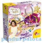 Kreatív hobby készletek - Violetta  ékszerkészítő szett Pocket Bijoux