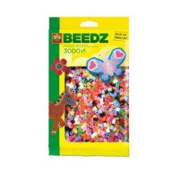 Fűzős játékok gyerekeknek - Vasalható gyöngy 3000 db