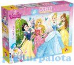 Hercegnők 60db-os puzzle plus