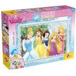 Kirakósok - Hercegnők Puzzle 108db-os