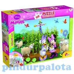 Junior puzzle - Disney puzzle Minnie Egér 108 részes