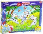 Gyerek Puzzle - Kirakósok - Kiskutya 108db-os puzzle plus
