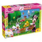 Gyerek Puzzle - Kirakósok - Minnie Puzzle Plusz 250db