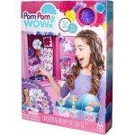 Kreatív hobby készletek a gyermeki kreativitás kibontakozásához - Pom-pom dekor készlet