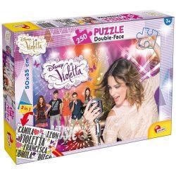 Gyerek Puzzle - Kirakósok - Violetta 250db-os puzzle plus