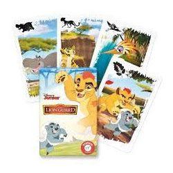 Kártya játékok - Mesekártyák - Memória kártyák - Oroszlán őrség kártyajáték