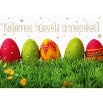 Képeslapok - Ünnepi képeslapok - Húsvéti képeslap