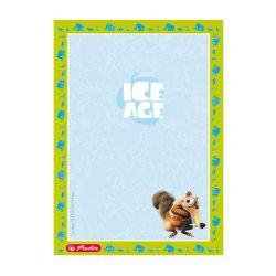 Írószerek-iskolaszerek - Füzetek - Herlitz Jegyzetfüzet Ice Age