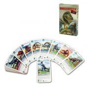 Társasjátékok - Kártyák - Dino kvartett