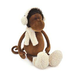 Plüss állatok - Plüss majom Orange Toys