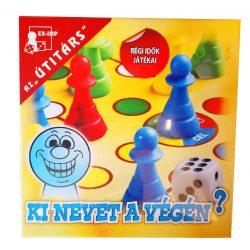 Társasjátékok - Családi társasjátékok - Ki nevet a végén? Az útitárs