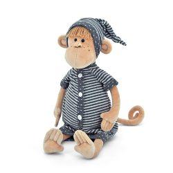 Plüss állatok- Plüss majom Orange Toys