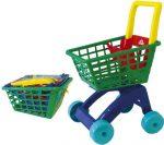 Tologatós játékok - Bevásárlókocsi