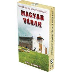 Társasjátékok- Kártyák -- magyar kvartett
