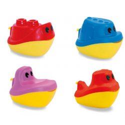 Pancsolós játékok - Kis hajó műanyag