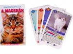 Kártya játékok - Mesekártyák - Memória kártyák - Klasszikus kártyapaklik - Macskák Kártyajáték