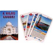 Kártyajátékok - A világ csodái