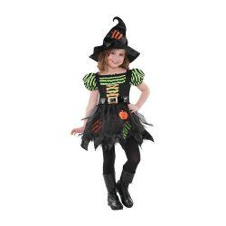 Jelmezek - Boszorkányjelmez Halloweenre, jelmezbálba