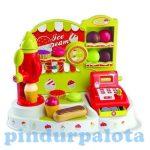 Szerepjátékok - Süteményes shop Smoby