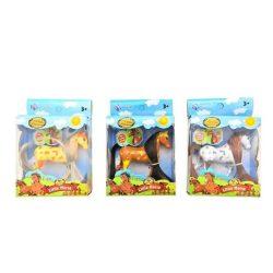 Pónis játékok - Ló figura dobozban