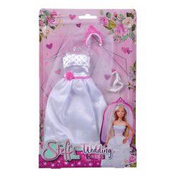 Játék kellékek babázáshoz - Steffi Love Menyasszonyi ruha, Simba Toys
