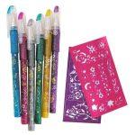 Kreatív hobby készletek a gyermeki kreativitás kibontakozásához - Tetováló toll szett