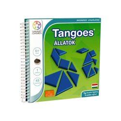 Uti társasjátékok - Magnetic Travel: Tangoes - Állatok