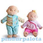 Játékbabák - Simba puha baba