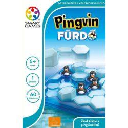 Készségfejlesztő játékok - Logikai játékok - Pingvin fürdő - Logikai Játék
