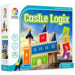 Logikus gondolkodás fejlesztő játékok - Castle Logix - Logikai játék
