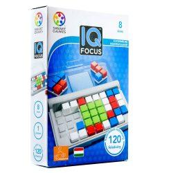 Logikus gondolkodás fejlesztő játékok - IQ Focus - Logikai játék
