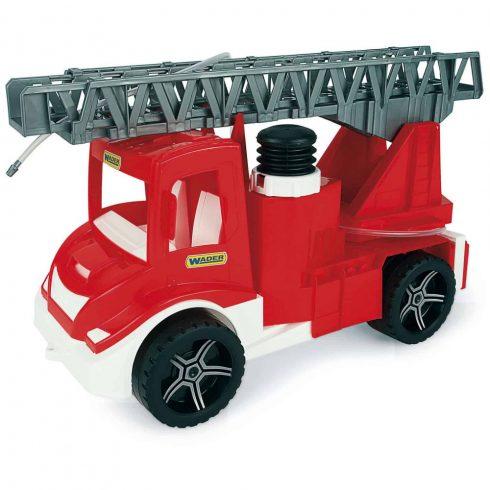 Tűzoltós játékok - Wader Multi tűzoltó autó 43 cm