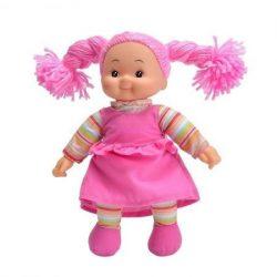 Játékbabák - Rongybaba rózsaszín Cheeky Dolly - Simba
