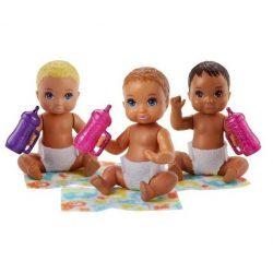 Műanyag babák - Barbie babák - Barbie kisbaba Skipper