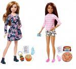 Műanyag babák - Barbie babák - Barbie Babysitter játékbaba többféle