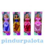 Műanyag babák - Steffi Love Fairytale Fashion Princess Simba Toys