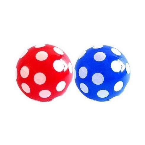 Kerti játékok - Labdák - Pöttyös labda 2 féle változatban