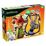 Junior puzzle - Maxi puzzle Zootropolisz