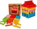Építőjátékok - Bioblo, 120 db